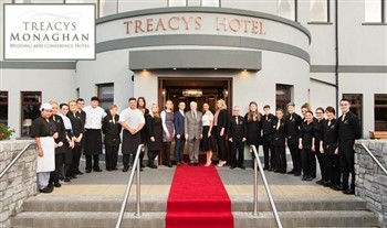1 Or 2 Nights B For With Dinner Gin Tail Late Checkout At Treacys Hotel Co Monaghan