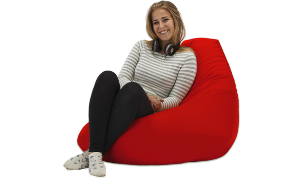 Large Adult High Back Bean Bag In Choice Of Colour