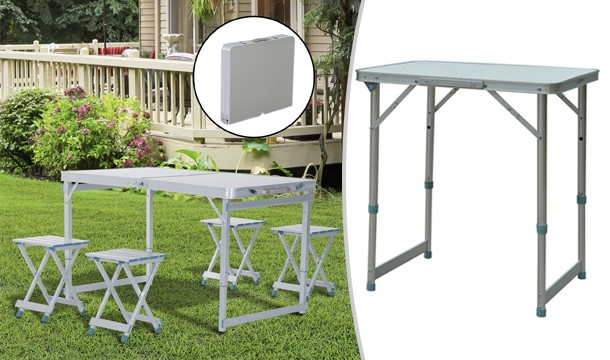Outsunny Foldable Picnic Table Sets From 29 99