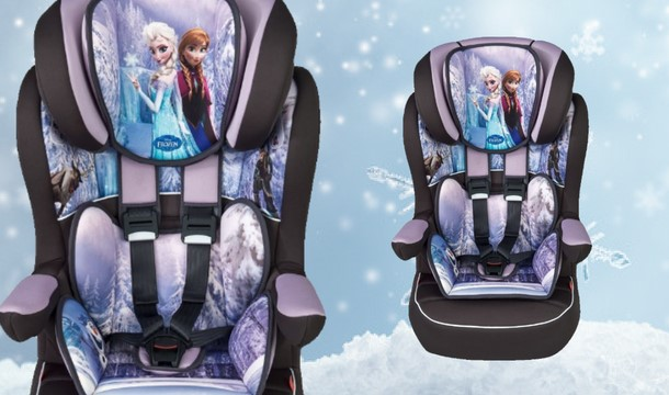 EUR5999 For An Imax Deluxe SP Frozen Car Seat