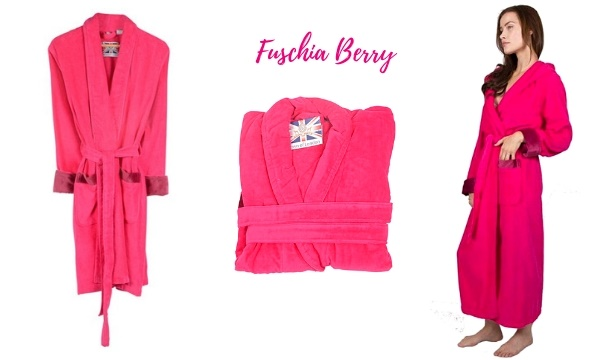 bc4e2a4bb7 Luxury Ladies Dressing Gown from Bown of London - Save up to 65 ...