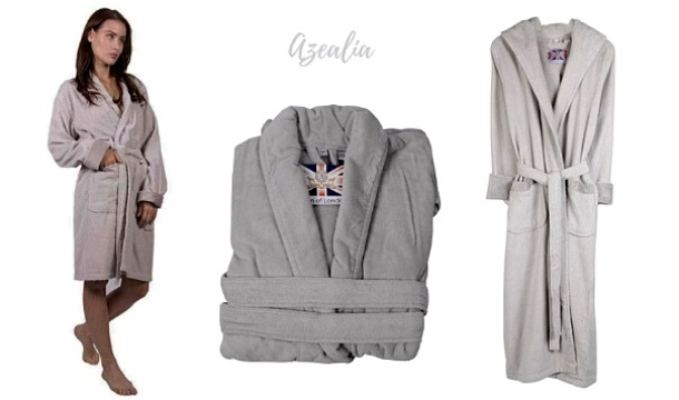 4bf116b321 ...  https   images.pigsback.com images megadeal brand-logic-europe bown nologo.jpg  Brand Logic Europe €19.99 for a Luxury Ladies Dressing Gown from Bown of ...
