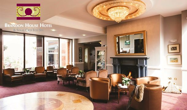 2 Night Bu0026B Stay For 2 With Upgrade And Kids Go Free At The Brandon House  Hotel, Wexford   Save Up To 48%   Escapes.ie