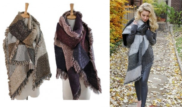 ... https   images.pigsback.com images megadeal brown oversizedscarf-a.jpg  TY Direct PRICE DROP  €10.99 for a Womens Oversized Blanket Scarf in 3  Colours ... 32e2caa56c
