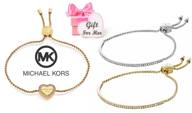 Michael Kors Bracelets With Express Delivery Save Up To 23 Escapes Ie