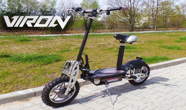 viron 800 watt 1000 watt electric scooters save up to. Black Bedroom Furniture Sets. Home Design Ideas