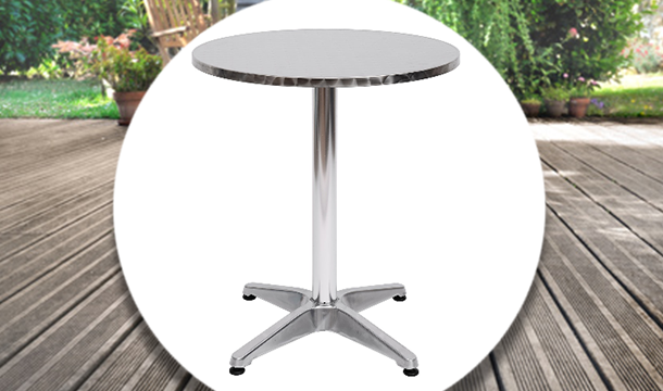 EUR3999 For An Adjustable Bar Dining Table