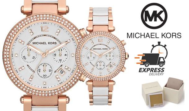 1ce0ca8d811f Michael Kors Women s MK5774 Parker Watch - Save up to 50 ...