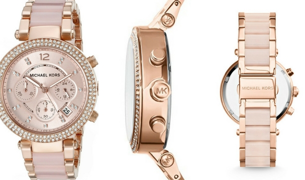 cd82e4bd9a3a ... Michael Kors MK5896 Parker Watch - Save up to 50% Pigsback.