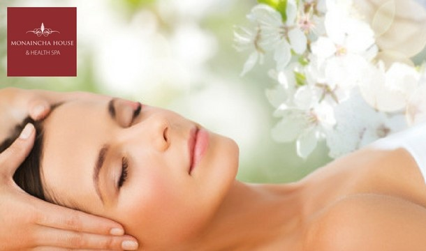 Spectacular half day package for face neck body at for Bb spa