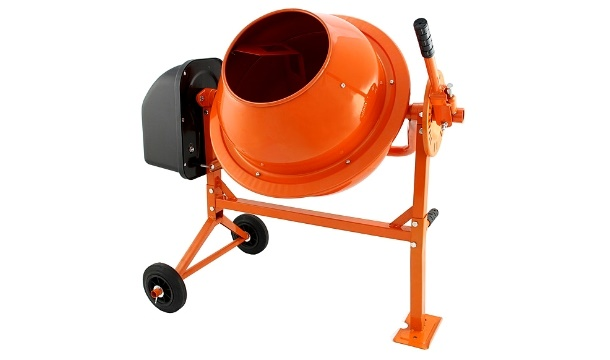 As Step-By-Step Guide to With a Cement Mixer