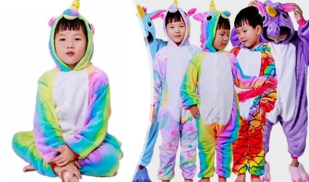 Kids Novelty Unicorn Onesie- 6 Designs - Save up to 55%  bb33d45cb