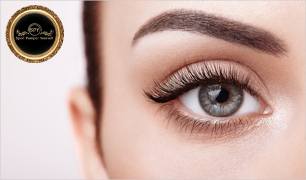 ee3f26956b1 Full Set of Classic Mink Eyelash Extensions or Russian Volume Semi-Permanent  Eyelash Extensions at the stunning Spy Beauty Clinic (2 Dublin Locations)
