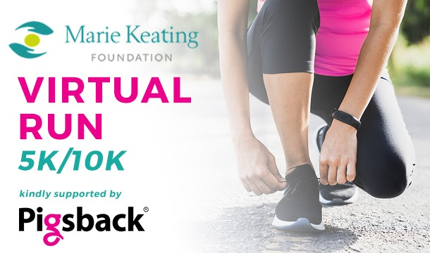 5k/10k Virtual Run kindly supported by Pigsback.com