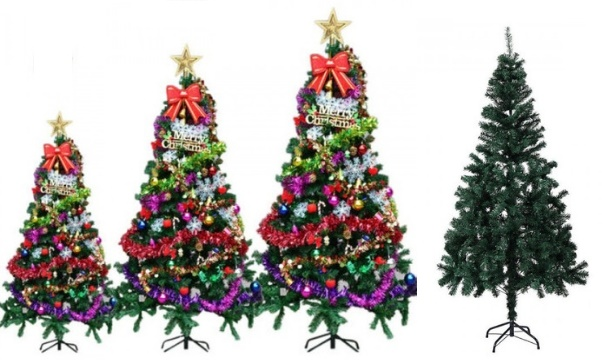 fully decorated artificial christmas trees save up to 83 pigsbackcom
