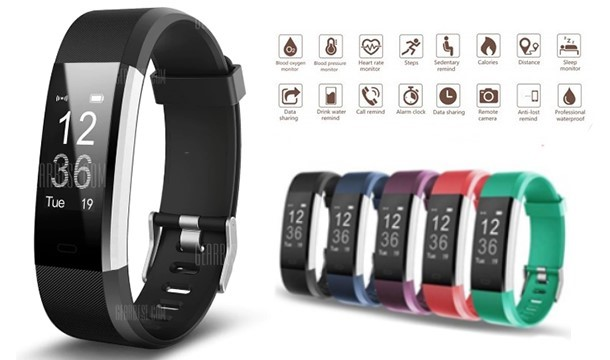679ee9e3ce30 Next Generation VeryFit Plus Pro Bluetooth Smart Watch - Save up to 82% |  Escapes.ie