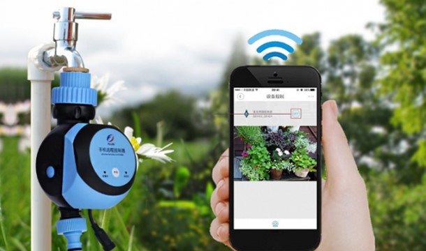 Smart WiFi Water Hose Timer - Save up to 63% | Pigsback.com