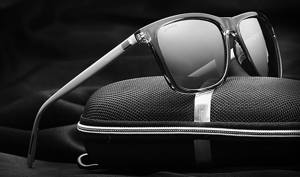 ec8c514768 €14.99 for a Pair of Veithdia Polarised Aluminium Sunglasses in Choice of  Style - Save up to 57%