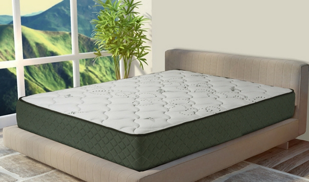 Luxury Vitality Memory Foam Mattress In 4 Sizes Save Up To 88