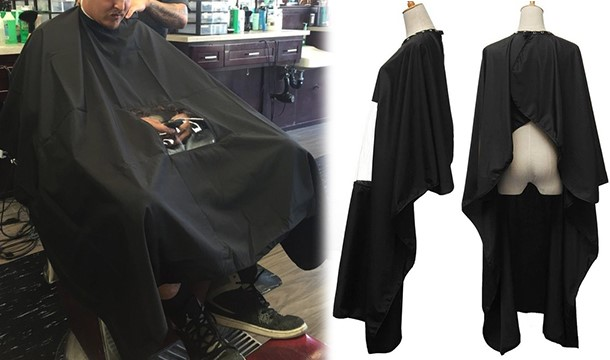 7 99 For A Waterproof Hairdressers Cape