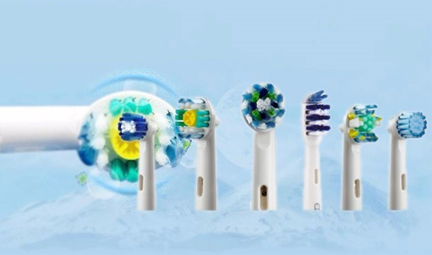 Heads for oral b toothbrushes