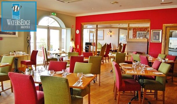 1 or 2 nights bb with dinner at the boutique watersedge hotel in cork save up to 47 escapesie